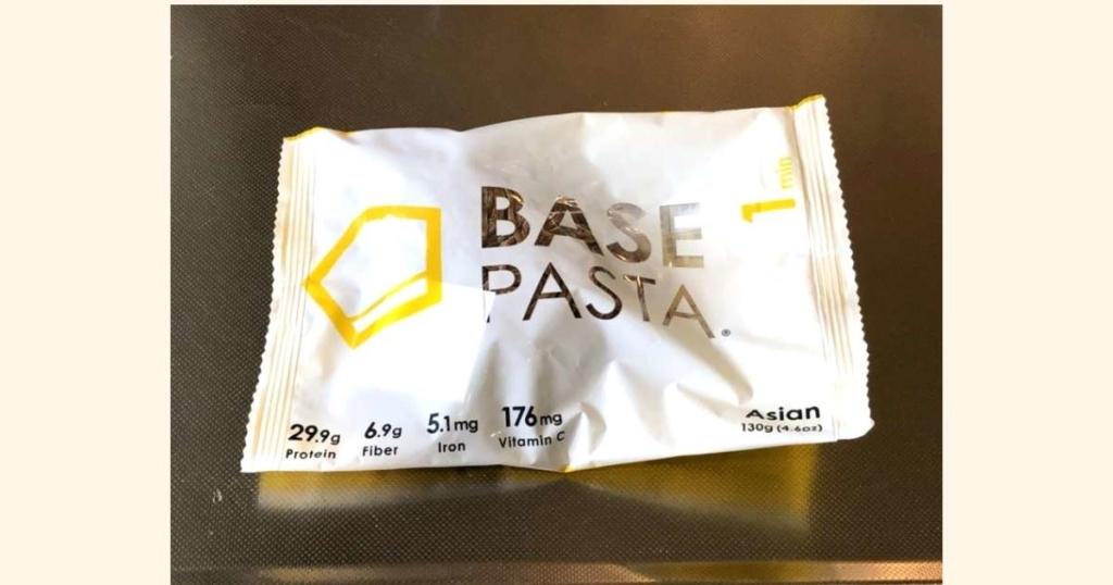 ベースパスタ(アジアン)で食のレパートリーが増える!